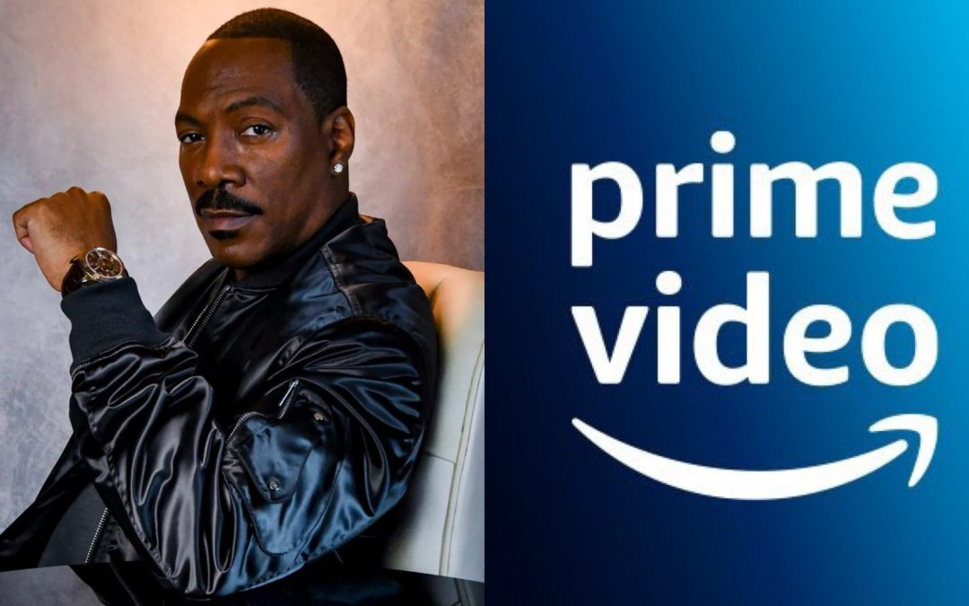 Eddie Murphy Signs Three-Picture and First-Look Film Deal With Amazon Studios