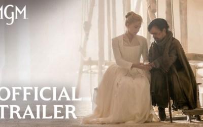 CYRANO Official Trailer – starring Peter Dinklage, Haley Bennett, Kelvin Harrison Jr., Ben Mendelsohn; from director Joe Wright