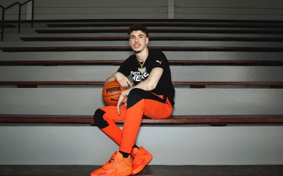 LAMELO BALL'S FIRST PUMA SIGNATURE SHOE SET TO LAUNCH DECEMBER