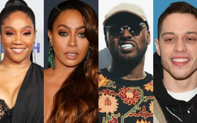 Emmy-Award Winner, Tiffany Haddish, LaLa Anthony, ScHoolboy Q, and Pete Davidson To Star in TUBI's First-Ever Original Animated Series, THE FREAK BROTHERS