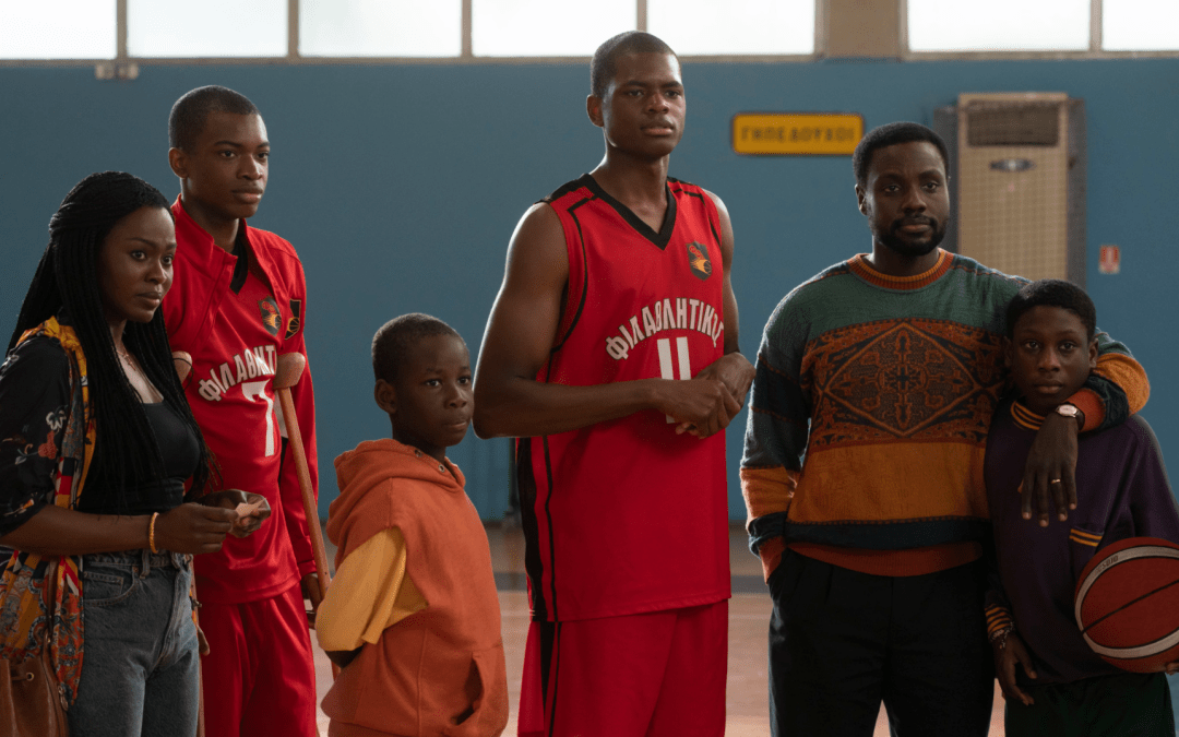 """""""RISE,"""" A NEW FILM FROM DISNEY BASED ON THE ANTETOKOUNMPO FAMILY TO PREMIERE IN 2022 ON DISNEY+"""
