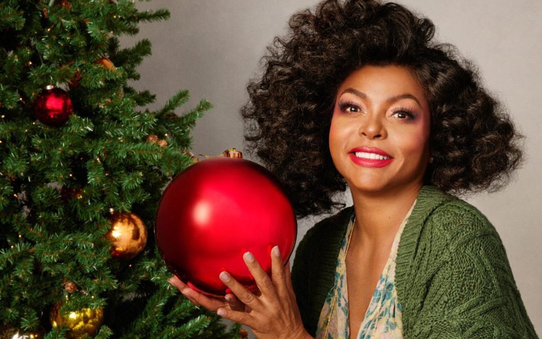 First Look of Taraji P. Henson in ANNIE LIVE!