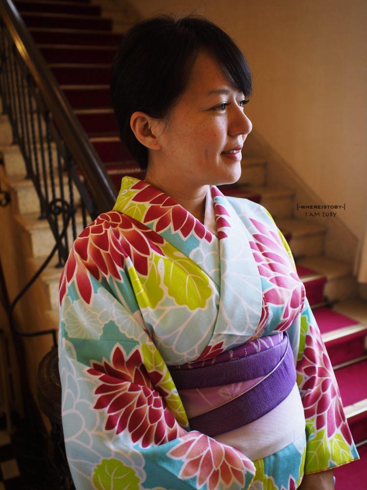 橫濱故事。初嚐洋風、和服散策