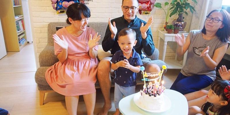 2Y。兩歲-喬納德的佩佩豬主題生日派對