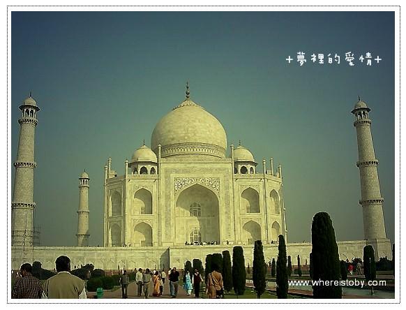 印度。一滴愛的淚珠~泰姬瑪哈陵。Taj Mahal