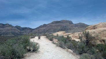 Trail at Red Rock