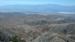 View of Cochella Valley