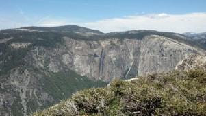 Waterfall in the Distance - Yosemite