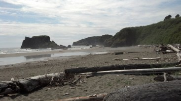 Beach Oregon