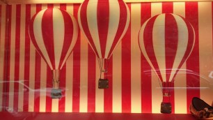 Miniature Hot Air Balloons