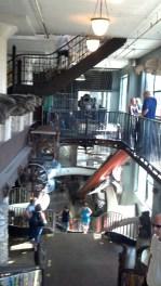 City Museum Stairs