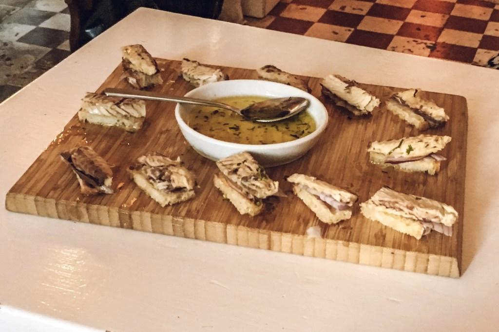 Jasmim Da Mouraria Lisbon, Portugal Taste of Lisboa food tour