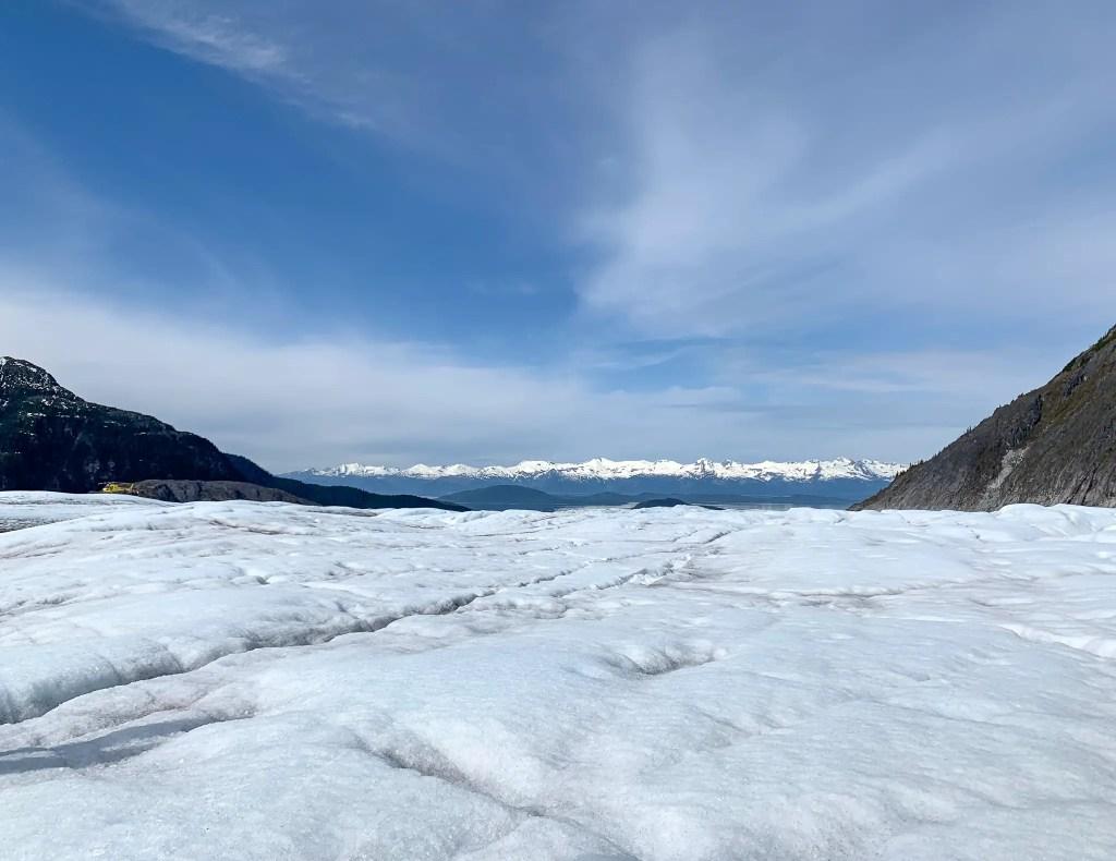 Herbert Glacier Juneau, Alaska