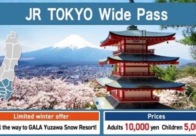 JR Tokyo Wide Pass wherejapan.com 1 - Copy