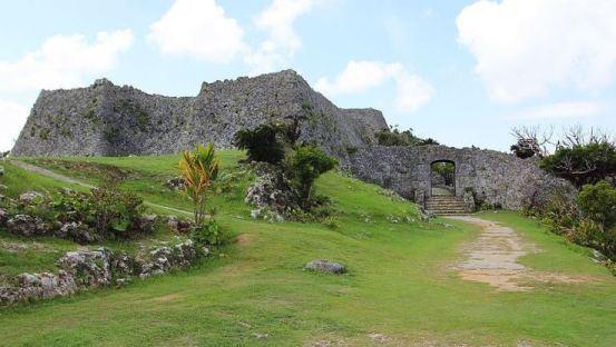 Wherejapan เที่ยวญี่ปุ่นไปไหนดี Nakagusuku Castle Ruins