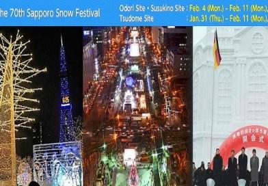 Sapporo Snow Festival 2019 650 x 365