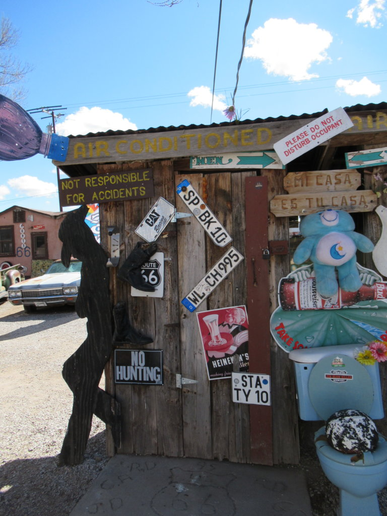 Get Your Kicks on Route 66 - Where Kelly Wanders
