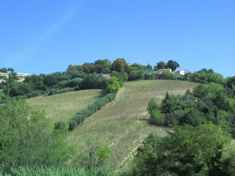 Along the way from Pesaro to Isola del Piano