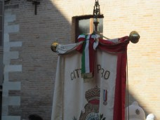 Standard of the City of Pesaro