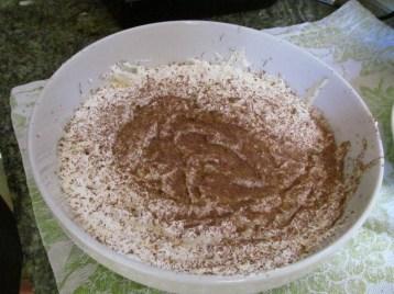 Tiramisù (with mascarpone cheese)