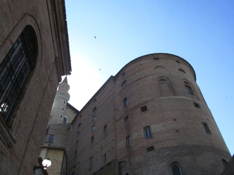 The Ducal Palace seen from Mercatale