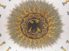 Federico da Montefeltro's crest