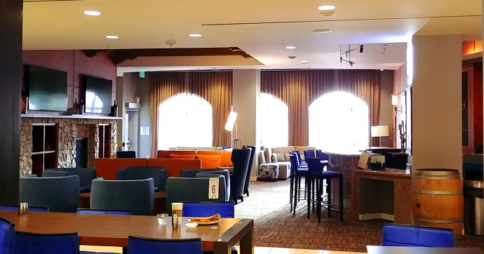 Courtyard by Marriott, Paso Robles CA.