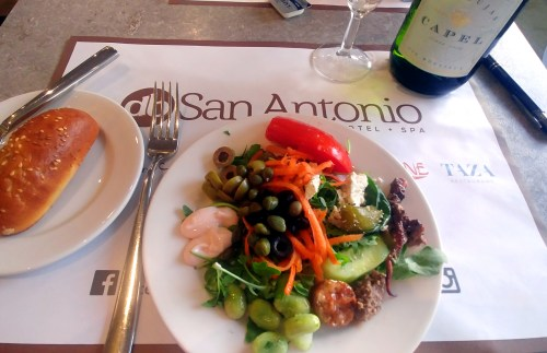 30-Days in Malta. Hotel db San Antonio anto-pasta. Photo: Charlebois