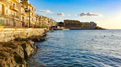 Marsaskala Harbor - West