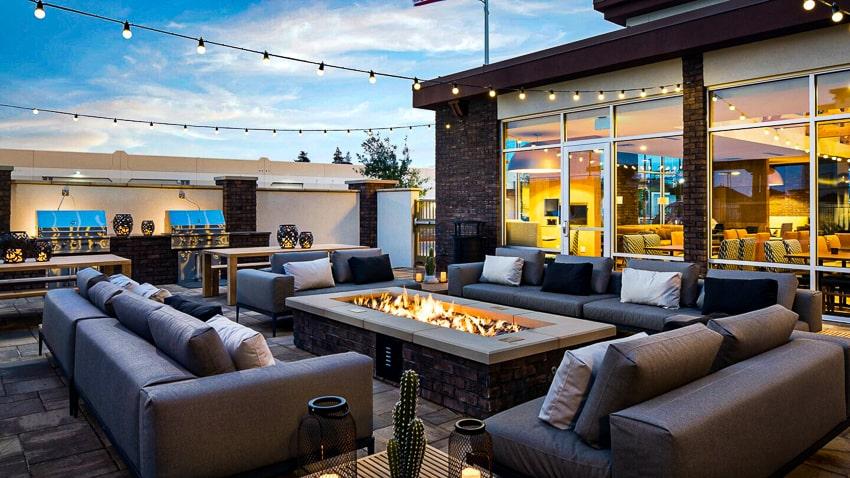 Residence Inn - Redwood City CA