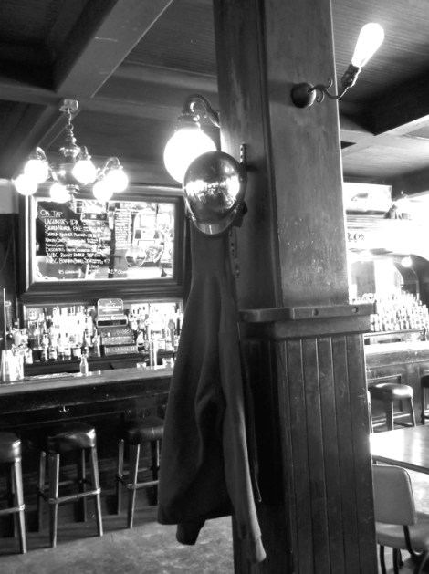 Golden West Saloon, Fort Bragg, California Photographer: Mary Charlebois