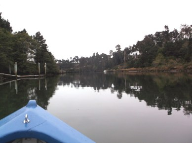 Glassy Noyo River, Fort Bragg, California