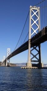 San Francisco Bay Bridge Photographer: Mary Charlebois