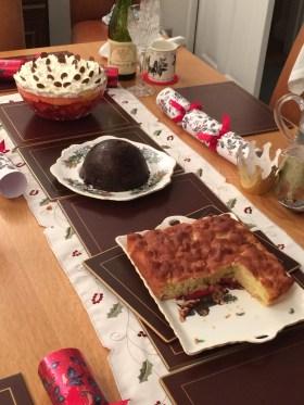 So many (very English) Christmas desserts
