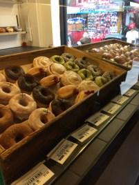 Fancy schmancy donuts