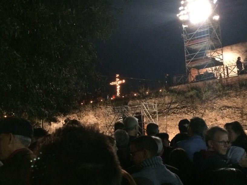 La Via Crucis (The Way of the Cross)