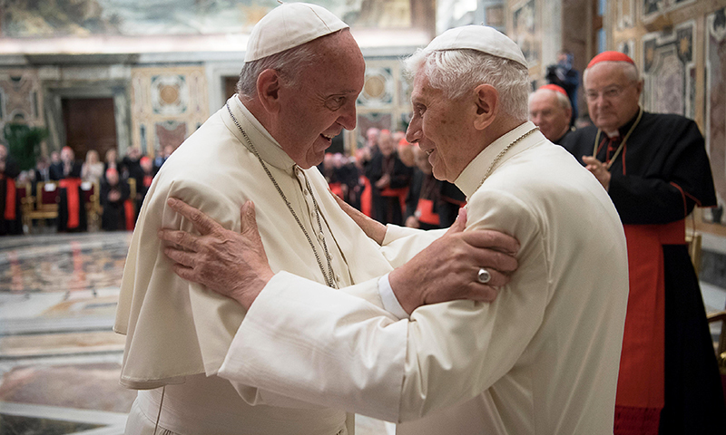 Was Pope Benedict forced to resign? (part 2)