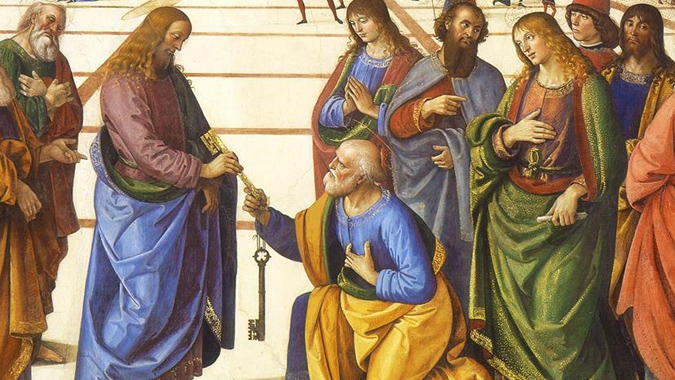 Following Christ, but not His Vicar