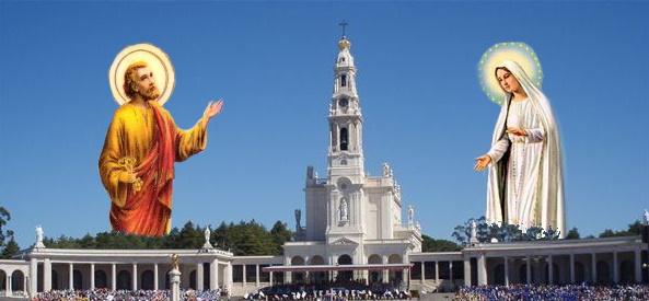 Fatima: Where Mary and Peter meet