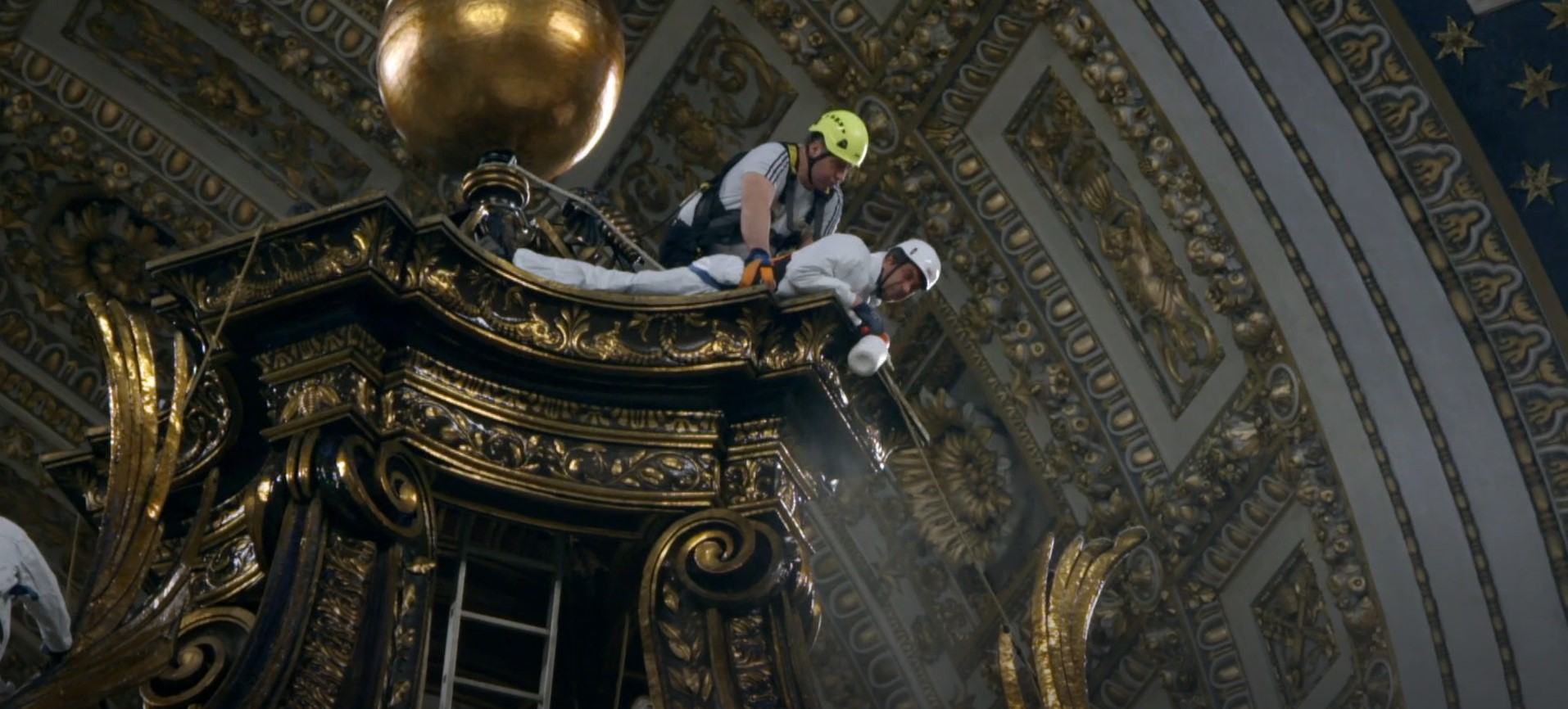 What goes on inside the Vatican walls?