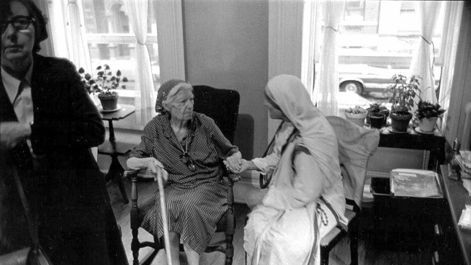 Catholic women: witnesses of peace