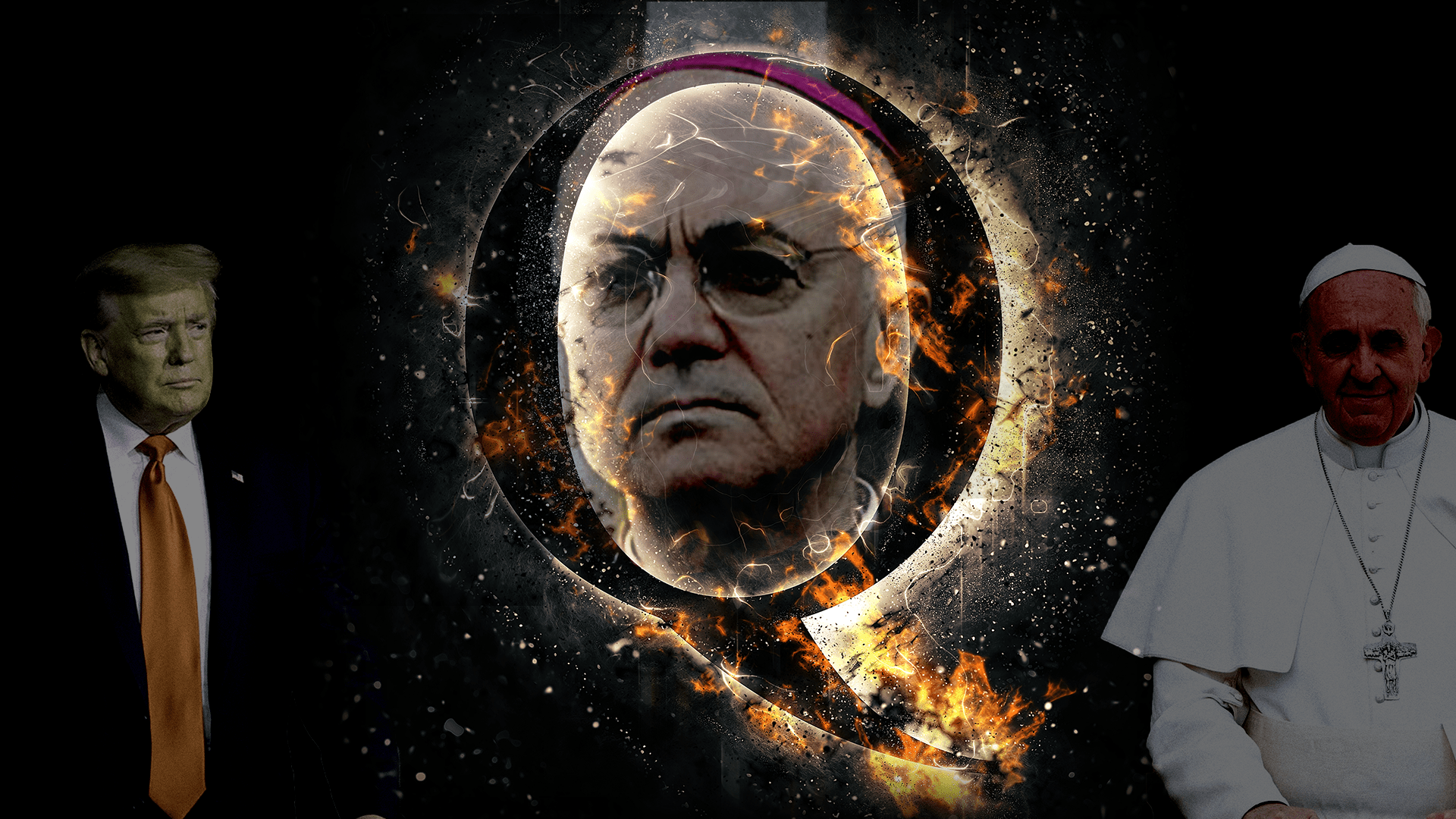 Viganò, QAnon, and the 'Deep Church' explained