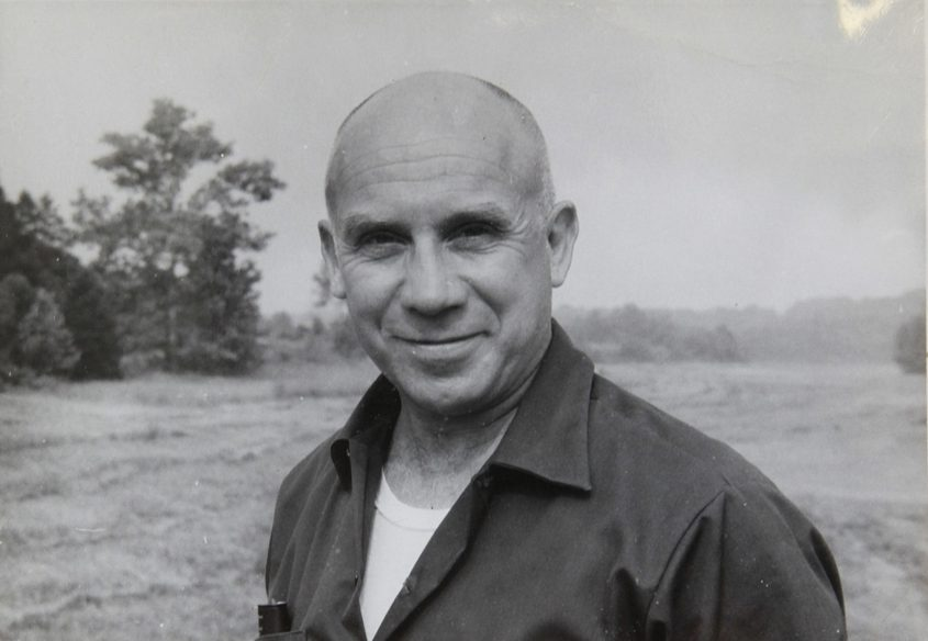 Pope Francis, Thomas Merton, and the false self
