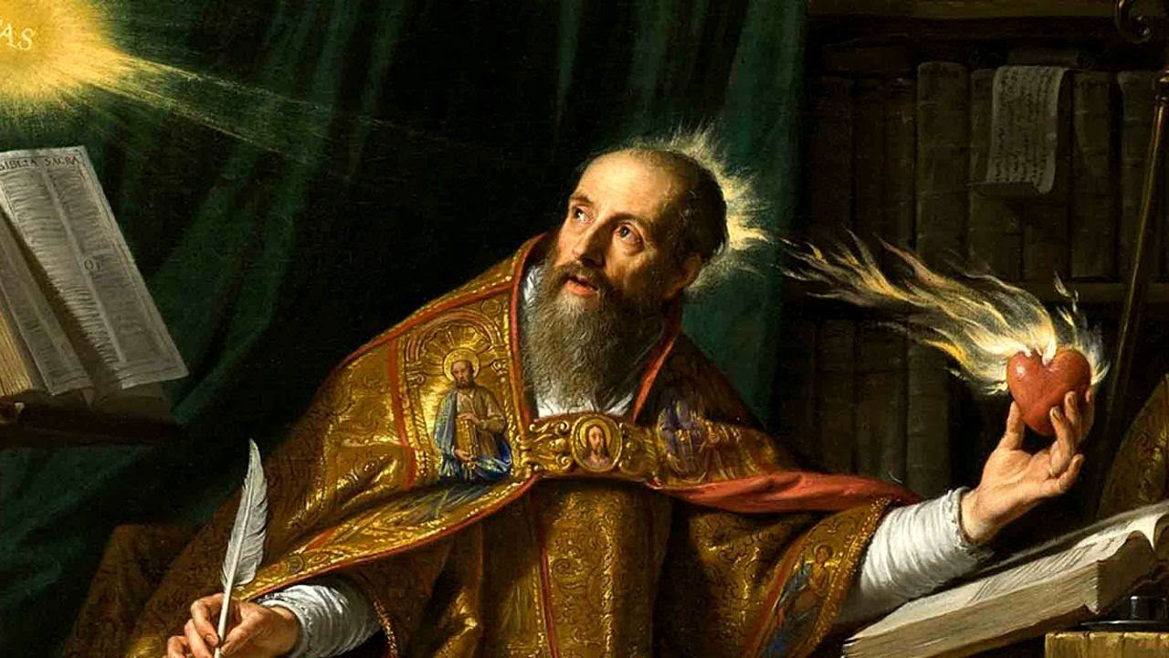 Augustine and the good ol' days