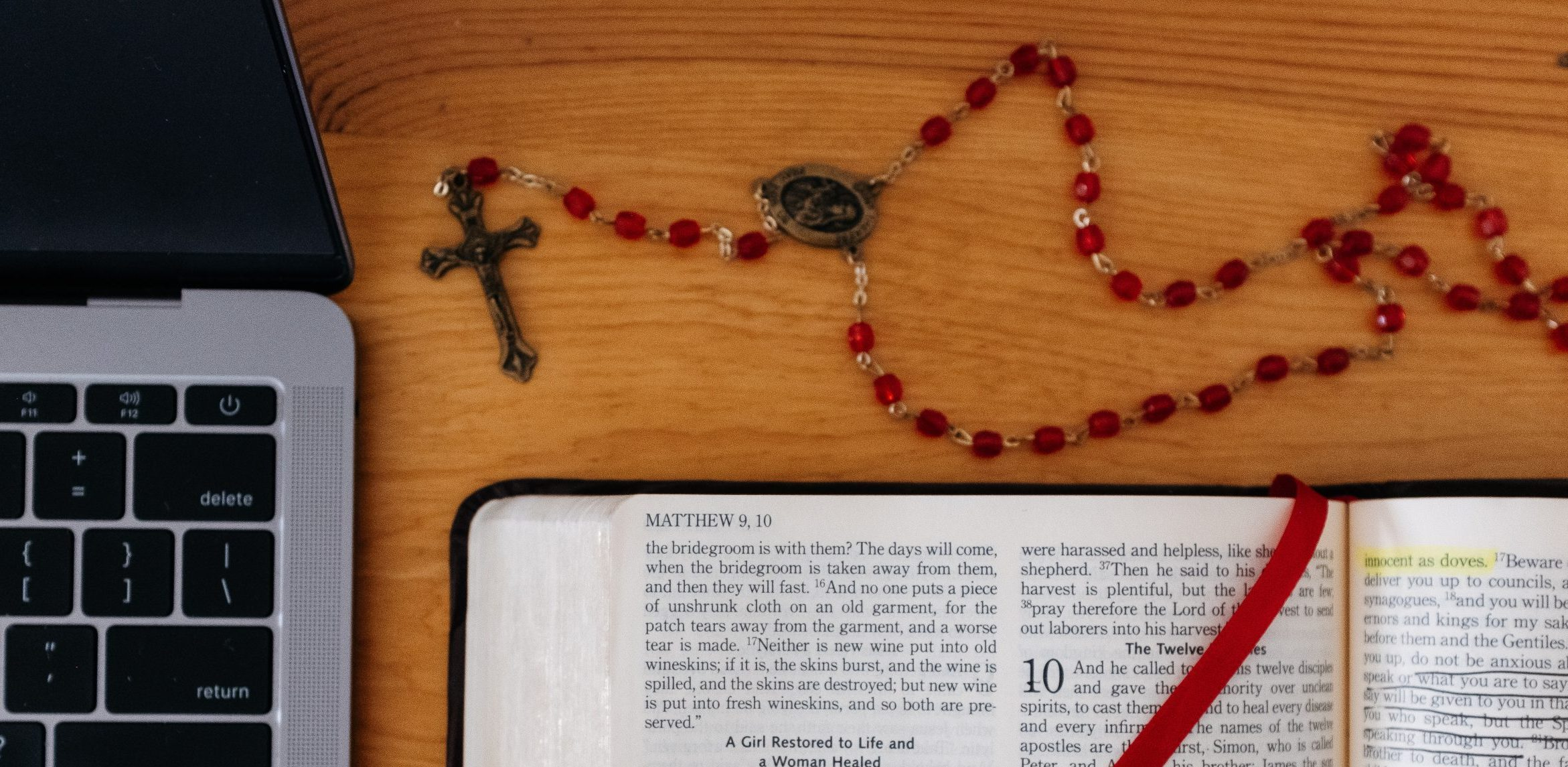 An Appeal to Pray a 54-Day Rosary Novena
