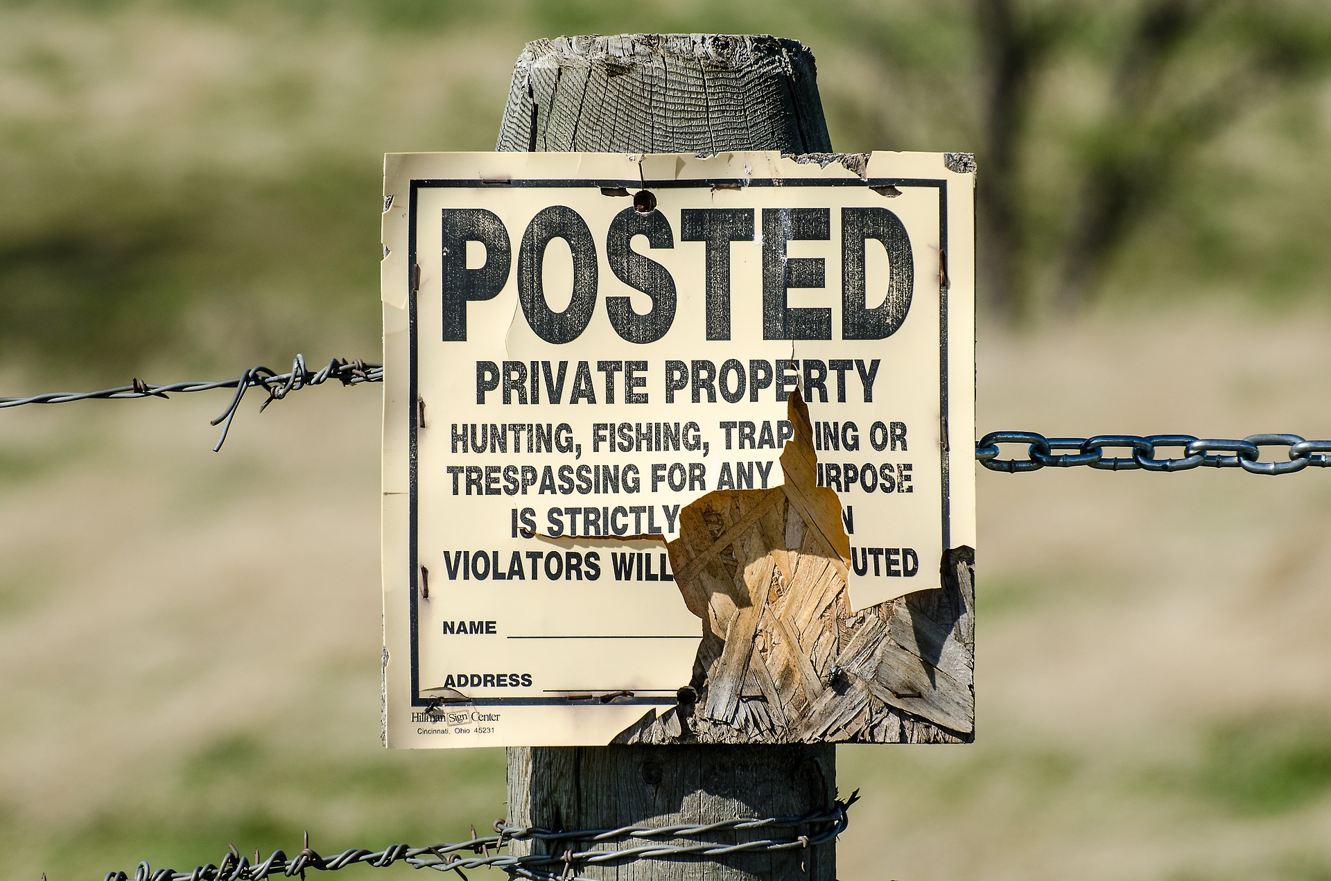 Misreading Francis on Private Property
