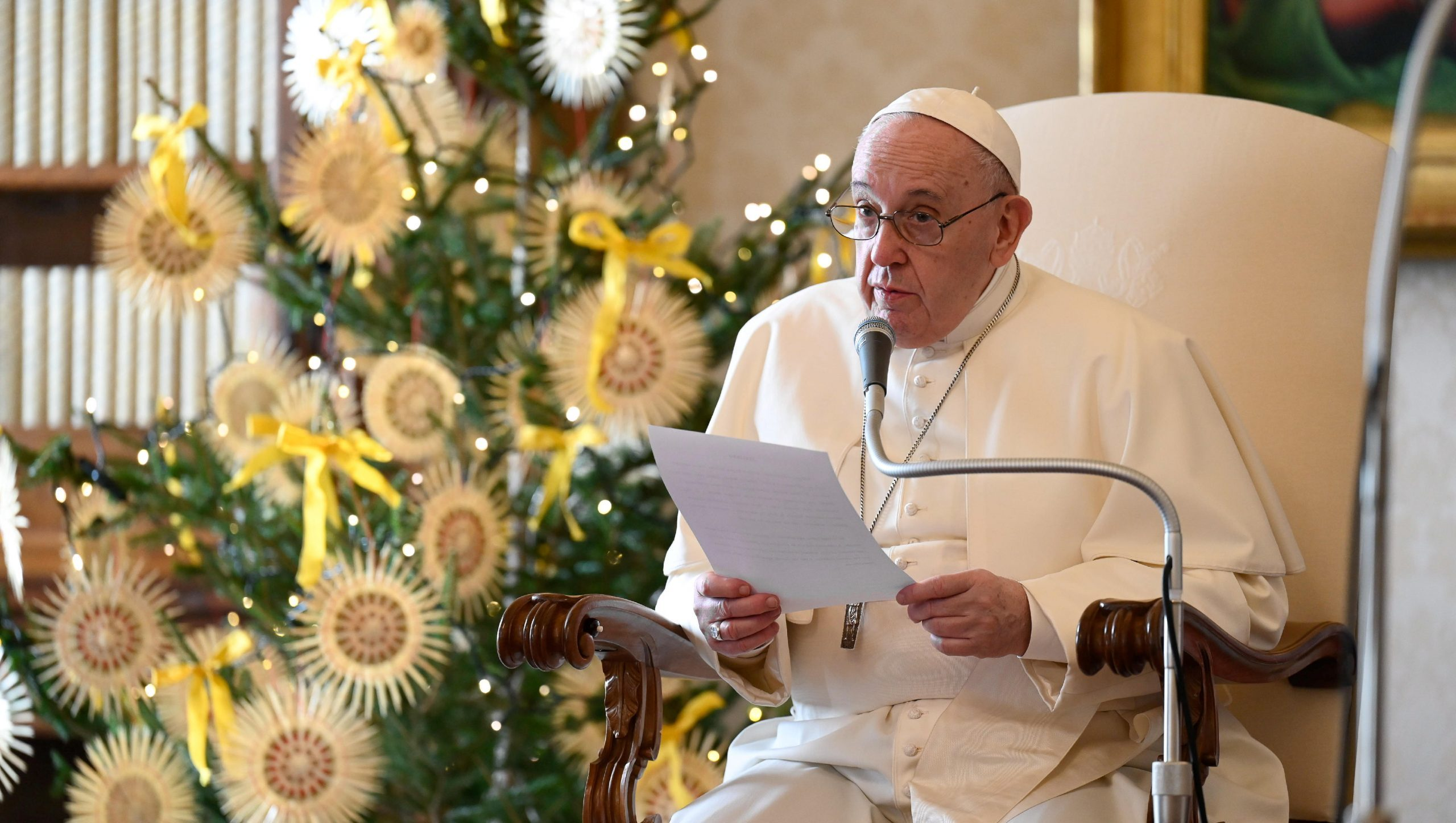 Happy 84th Birthday, Pope Francis
