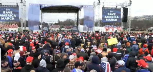DC Trump Rally 1/6/21