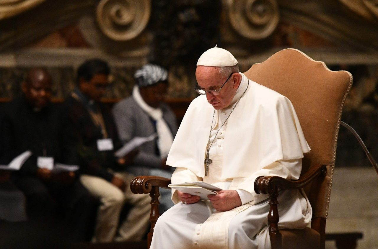 Let Us Dream: A Retreat with Pope Francis