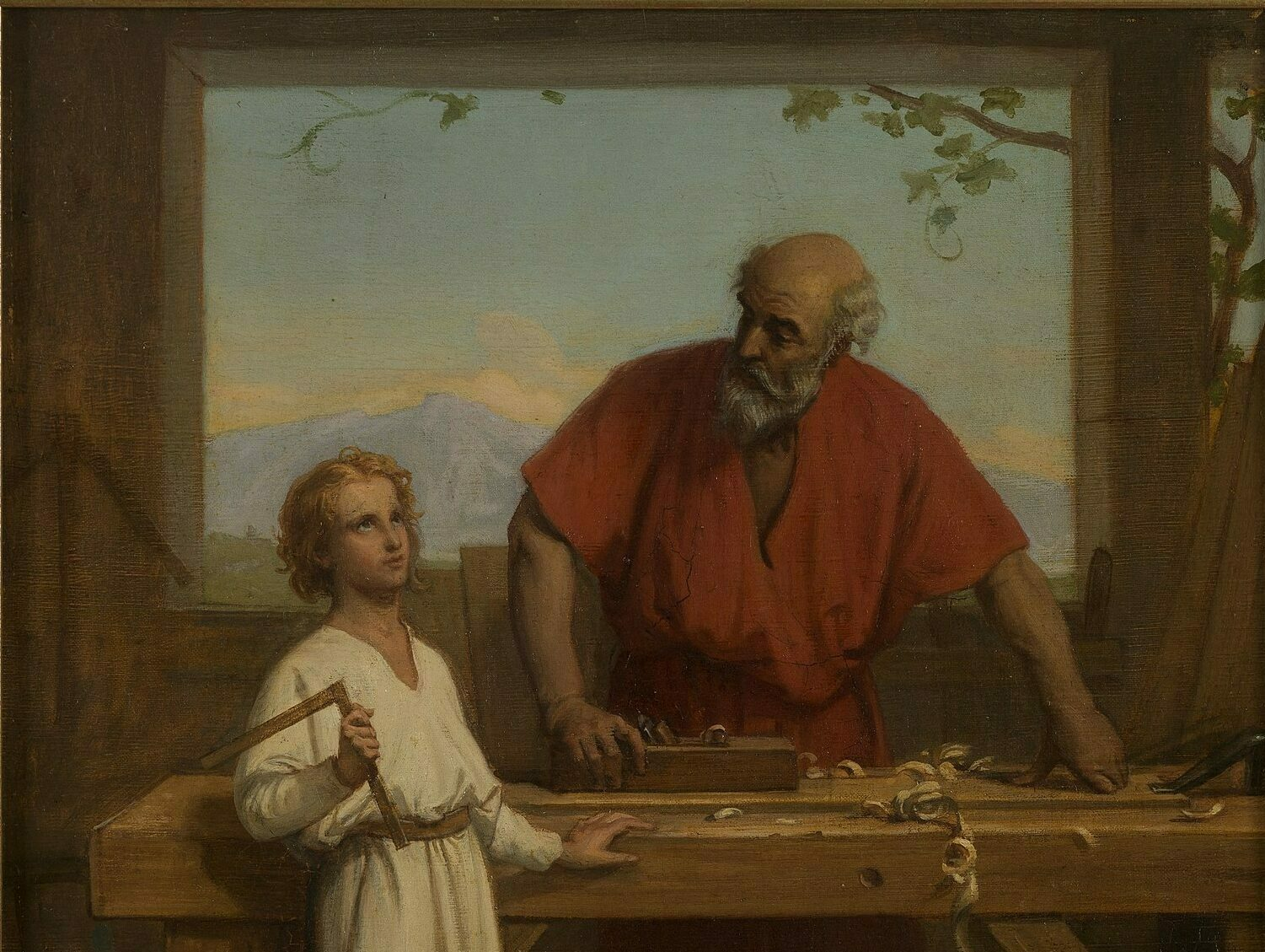 Pope Francis on St. Joseph and Authentic Masculinity